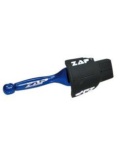 Zap Technix Flex-Bremshebel Yamaha YZ(F) 08-, YZF 250 07- blau, Kawasaki KXF250/450 13-