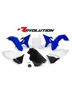 R-tech REVOLUTION KIT YZ 125/250 02- / WR 250 16- Blau inkl. Tank