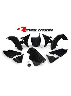 R-tech REVOLUTION KIT YZ 125/250 02- / WR 250 16- schwarz inkl. Tank