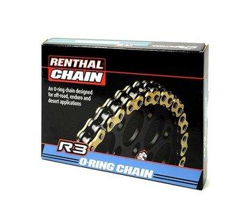 Renthal O-Ring Kette 520 R3 mit Kettenschloß