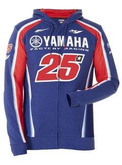 Yamaha MV25 Maverik Vinales Herren Zip Hoody