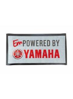 Yamaha Matte mit Gummikante