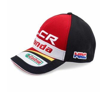 Honda LCR Crutchlow Round Peak Baseball Cap