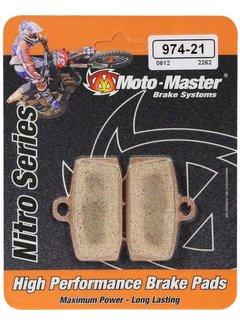 Motomaster Bremsbelege Brakepad vorne für KTM SX85 Husqvarna TC85 Freeride