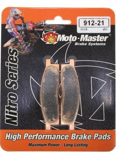 Motomaster Bremsbelege Brakepad vorne für Yamaha YZ85