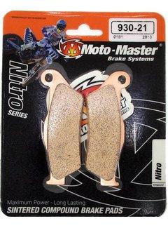 Motomaster Bremsbelege Brakepad vorne für KTM