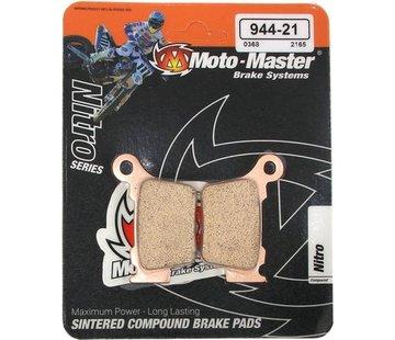 Motomaster Bremsbelege Brakepad hinten für KTM
