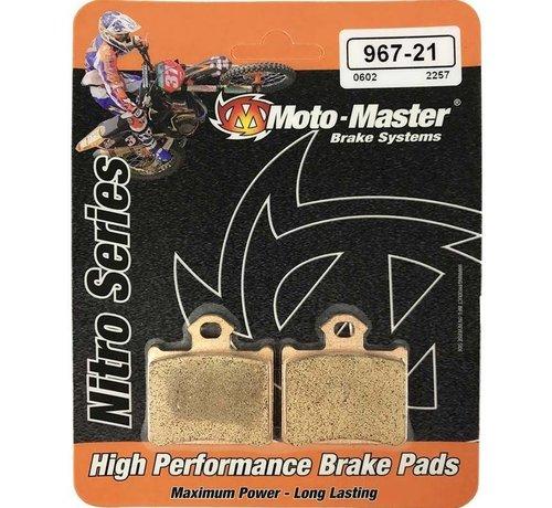 Motomaster Bremsbelege Brakepad hinten für KTM SX85 Husqvarna TC85 Freeride