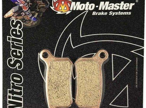 Motomaster Bremsbelege Brakepad vorne/hinten für KTM SX64 Husqvarna TC65