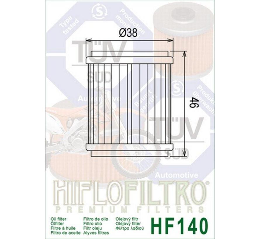 Ölfilter HF140