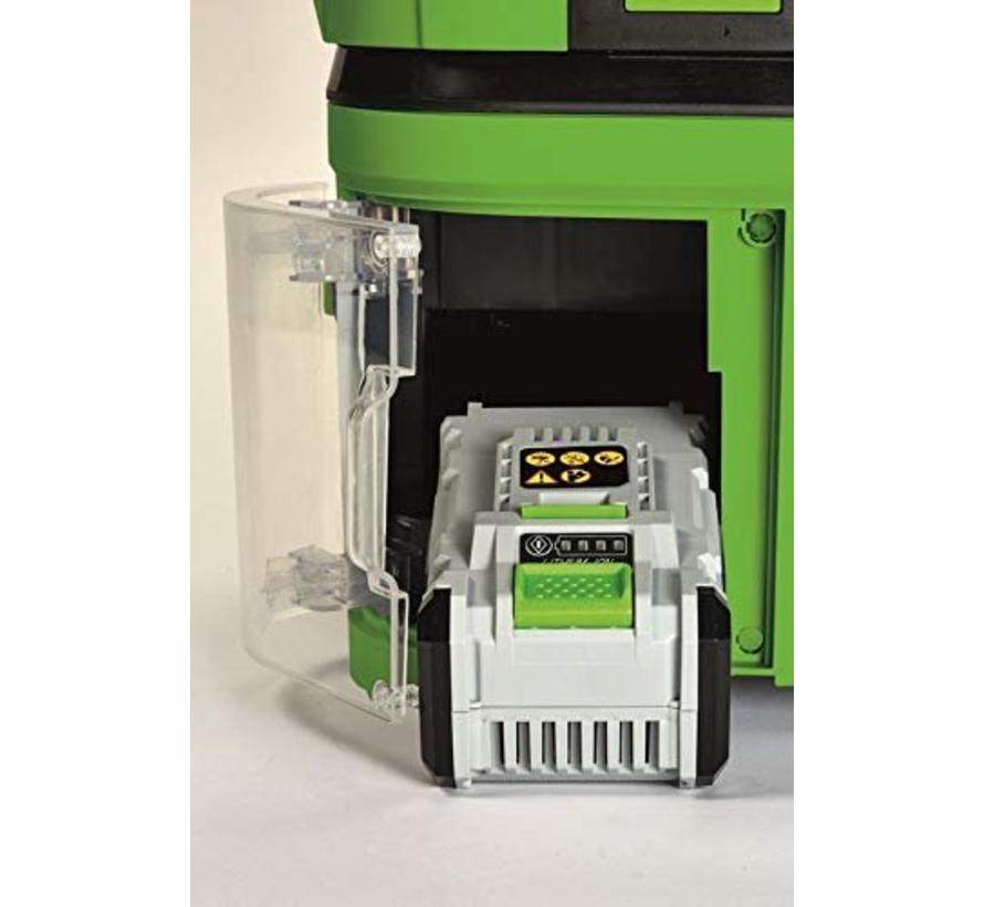 GD650 KROSS Mobile Akku Hochdruckreiniger, Grün