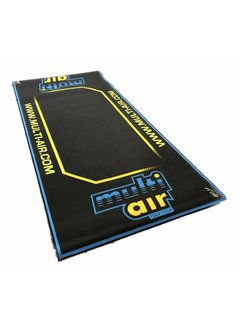 Multi Air Unterlegsmatte Racing Pit-Matte Multiair 220 x 100 cm