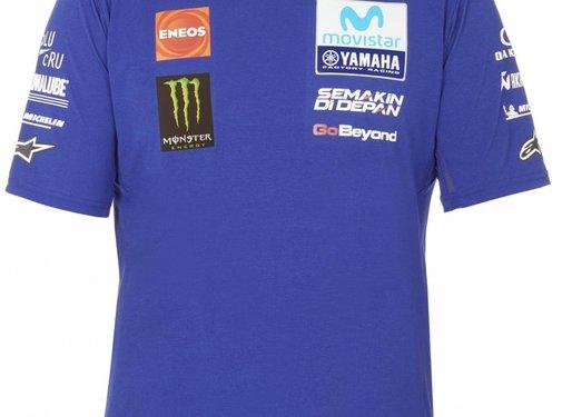 Yamaha Authentic MotoGP Herren T-Shirt