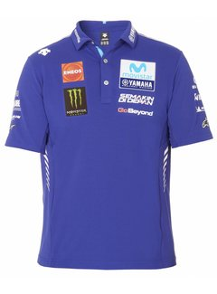 Yamaha Authentic MotoGP Herren Polo T-Shirt