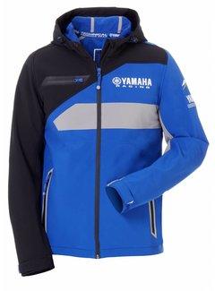 Yamaha Paddock Blue Softshelljacke für Herren