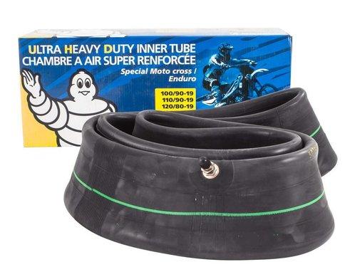 """Michelin Ultra Heavy Duty Inner Tube Schlauch 19"""" Zoll 110/90-19"""