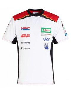 Honda LCR Honda Crutchlow Custom T-Shirt