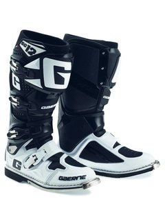 Gaerne SG-12 Stiefel schwarz / weiss