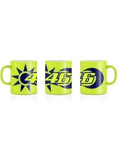 VR46 Becher VR46 fluo yellow