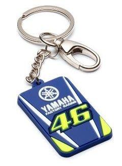 VR46 Schlüsselanhänger 46 Yamaha Factory Racing - 2018