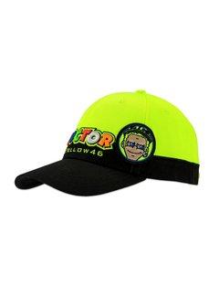 VR46 Rossi Cap  Cupolino