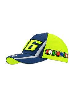 VR46 Rossi Kinder Kappe Cap