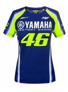 VR46 Dual Yamaha Rossi Damen T-Shirt