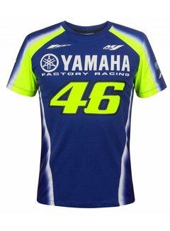 VR46 Dual Yamaha Rossi Herrn T-Shirt