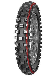 Mitas Reifen XT-754 110/90-19 TT XT-754/62M rot hinten