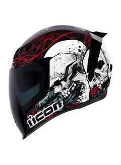 Icon Airflite Helm Skull 18