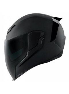 Icon Airflite Helm Rubatone schwarz matt