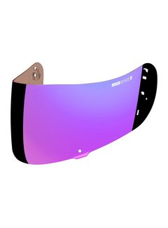 Icon Visier Airframe Pro & Airmada Optics Shield - Purple