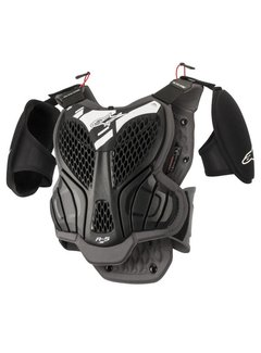Alpinestars Kinder Brustpanzer Roost Guard Youth A5 Black Grey