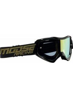 Moose Racing Qualifier MX Enduro Brillen schwarz