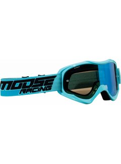 Moose Racing Qualifier MX Enduro Brillen Blue