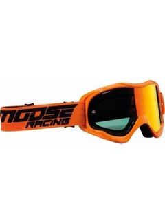 Moose Racing Qualifier MX Enduro Brillen Orange
