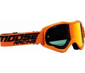 Moose Racing Qualifier MX Enduro Brillen Orange