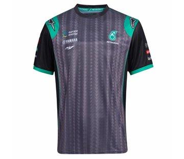 Yamaha Petronas Team Kinder all over printed T-Shirt