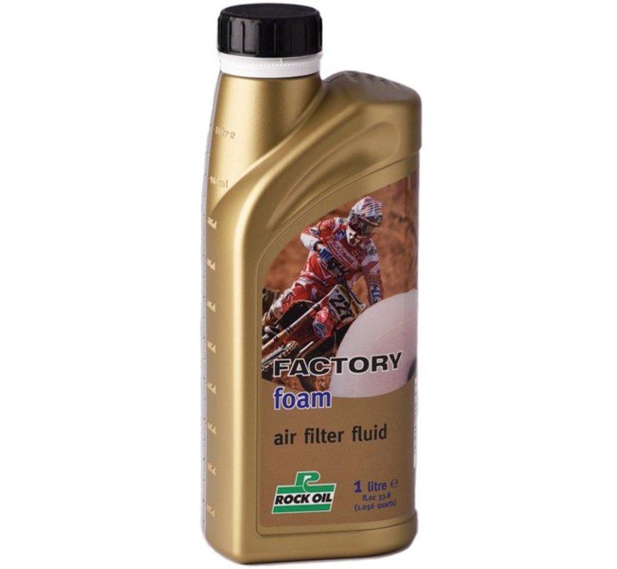 Factory Foam air filter oil Luftfilteröl