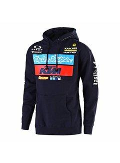 Troy Lee Designs Pullover Hoodie Team KTM navy