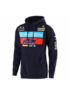 Troy Lee Designs Kinder Pullover Team KTM navy