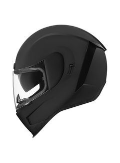 Icon Airform Helm Rubatone schwarz