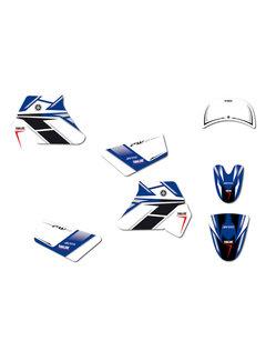 Yamaha Dekorsatz - Stickersatz für Yamaha PW50