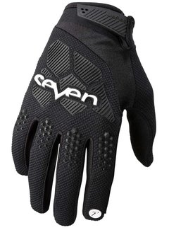Seven Handschuhe Rival black