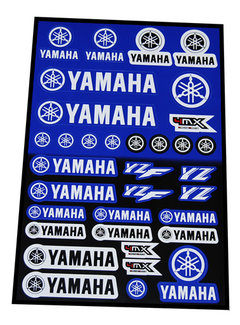 4MX Yamaha A3 Sticker Set