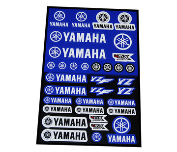 4MX Yamaha A3 Sticker Set