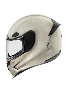 Icon Airframe Pro Helm Construct weiß