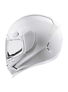 Icon Airframe Pro Helm Gloss weiß