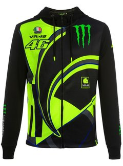 VR46 Herren Sweater Monster black