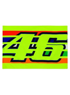 VR46 Fahne multi Stripes